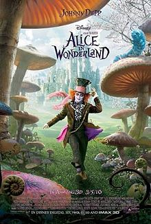 10. 220px-Alice-In-Wonderland-Theatrical-Poster