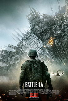 11. 220px-Battle_Los_Angeles_Poster