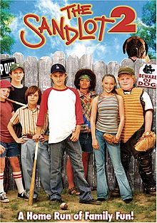 13. 220px-The_Sandlot_2_poster