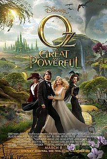 17. 220px-Oz_-_The_Great_and_Powerful_Poster