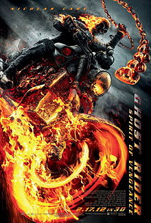 18. 220px-Ghost_Rider_2_Poster