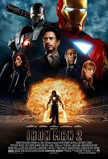2. 220px-Iron_Man_2_poster