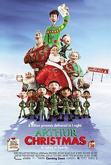 24. 220px-Arthur_Christmas_Poster