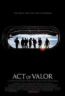 30. 220px-Act_of_Valor_poster