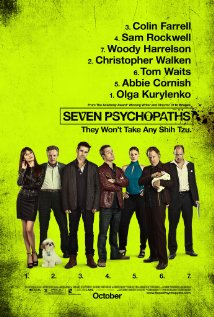 32. seven PSYCHOPATHS