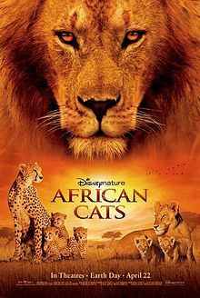 41. 220px-African_Cats_Poster