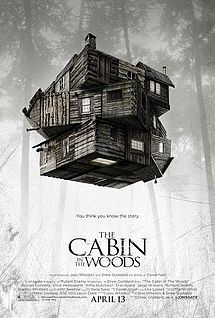 45. cabin in the woods