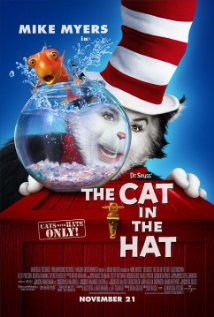 5. CAT IN THE HAT