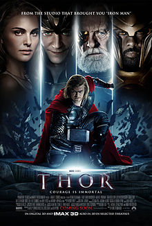 5. Thor_poster