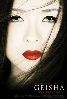 6. 220px-Memoirs_of_a_Geisha_Poster
