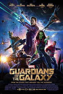7. GOTG-poster