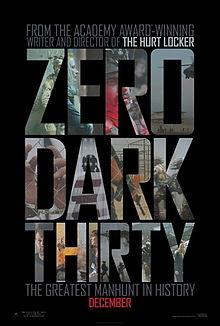 8. 220px-ZeroDarkThirty2012Poster