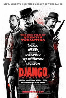 9. 220px-Django_Unchained_Poster